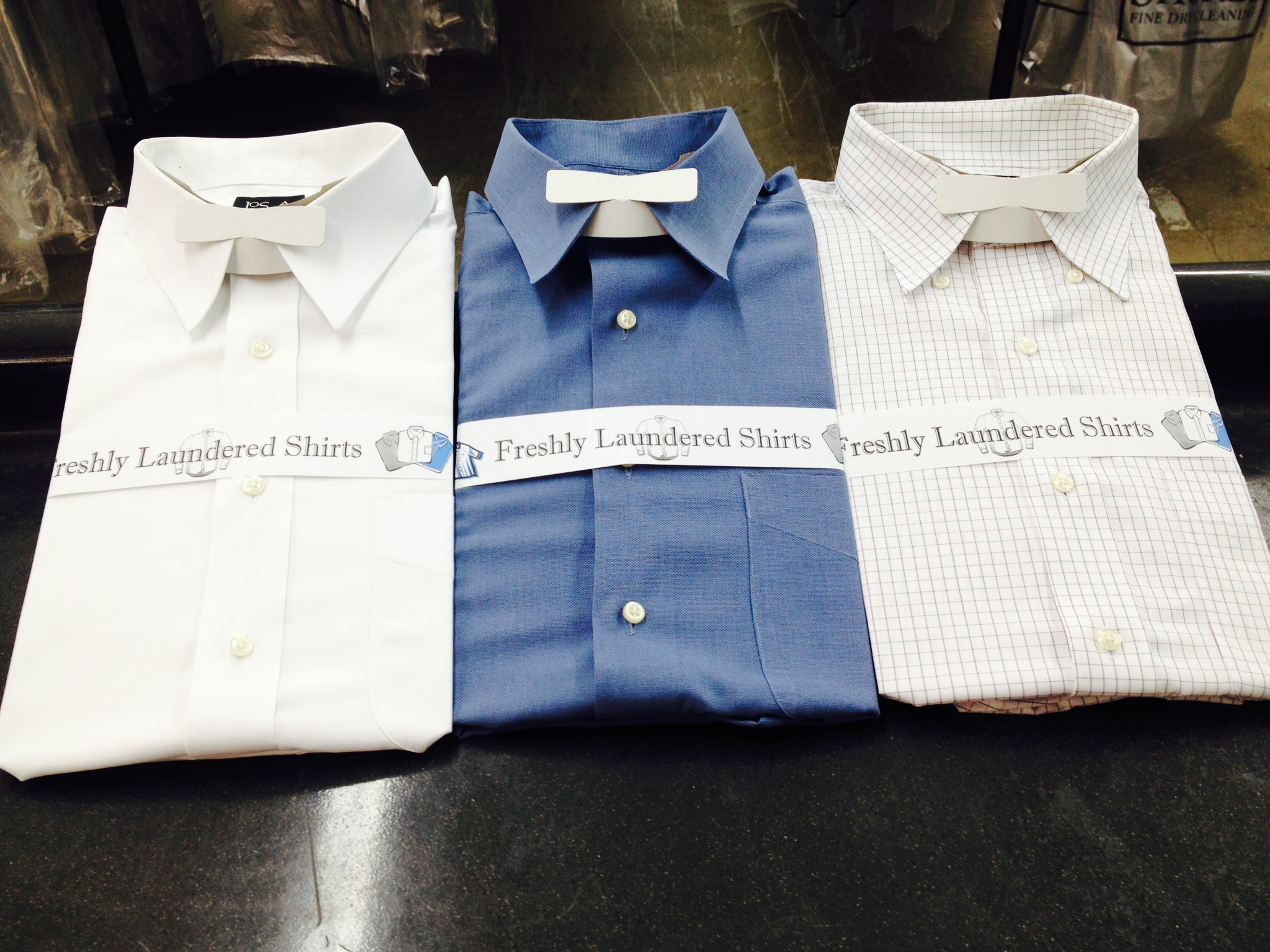 Starch And Dress Shirts Shores Cleaners