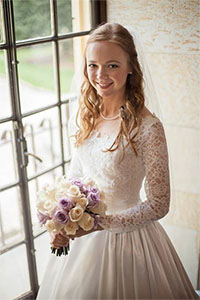 Happy Bride, Wedding Dress Clean, Preserve, Winston-Salem NC